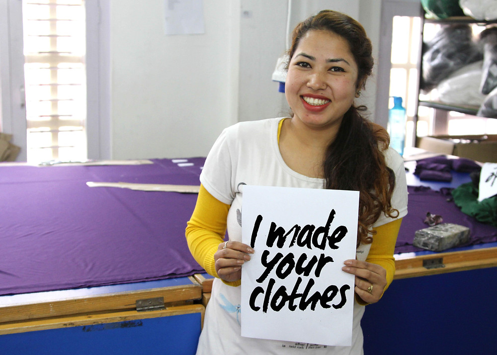 Fashion Revolution - Nepal Ethical Manufacturing