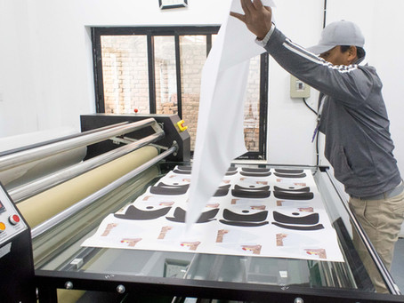 Sustainability in Sublimation Printing