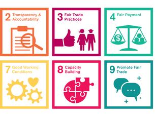 10 Principles of Fair Trade