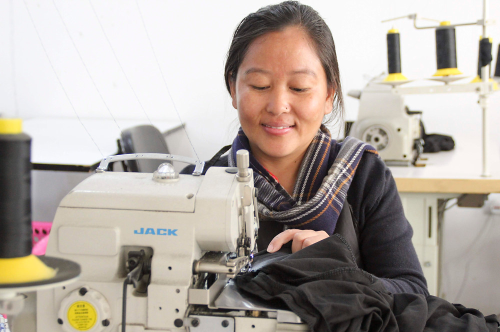 Ethical garment manufacturing Nepal