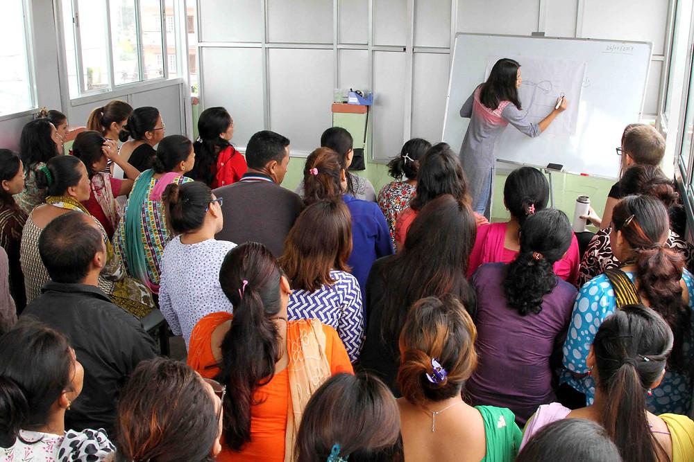Leadership in women