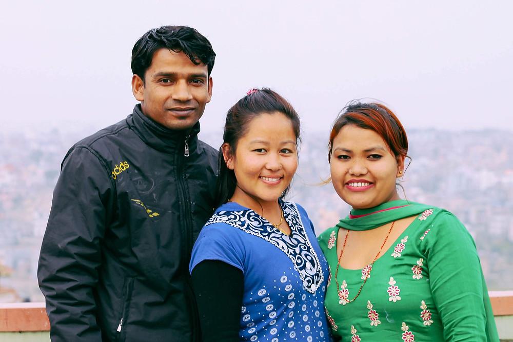 Nepali cut and sew manufacturer
