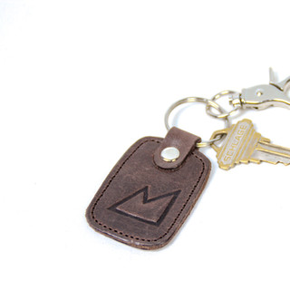 Purnaa Medallion Keychain