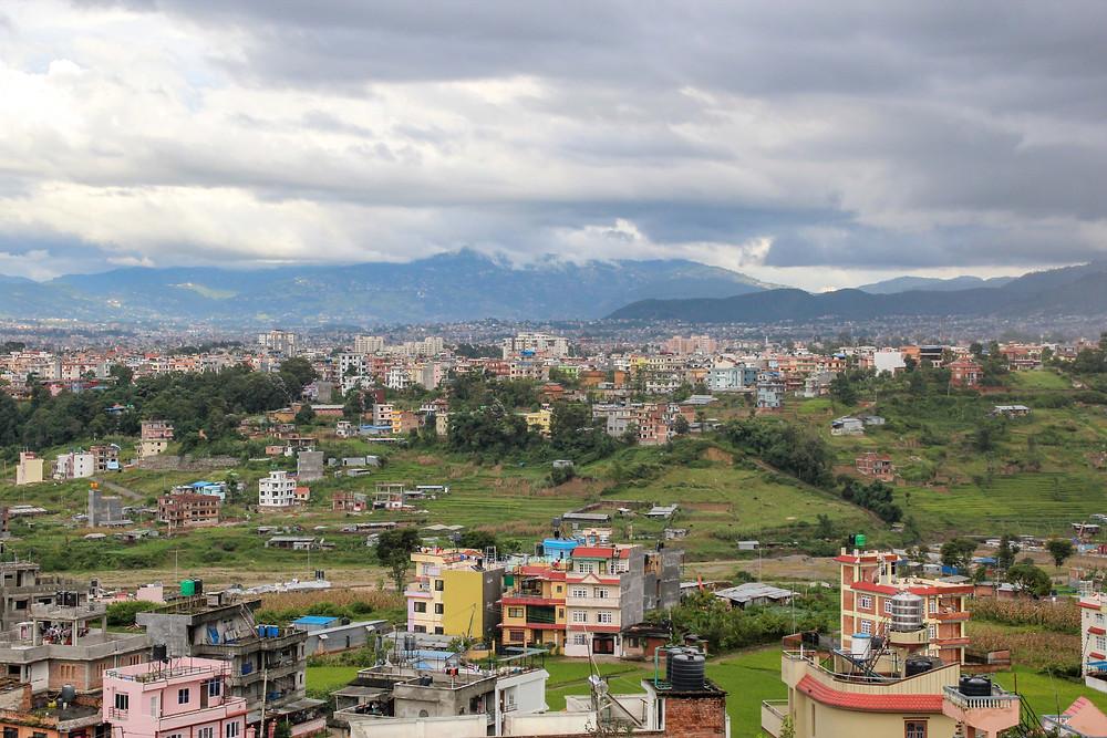 Kathmandu under lockdown COIVD-19