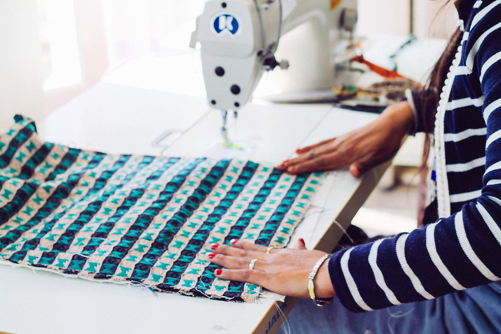 Nepal Fabric - Cut and Sew manufacturing