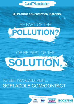 GoPladdle Recruitment Poster