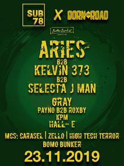 SUB78 Event Poster