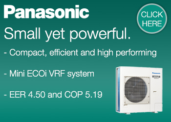PANASSONIC MINI VRF AD
