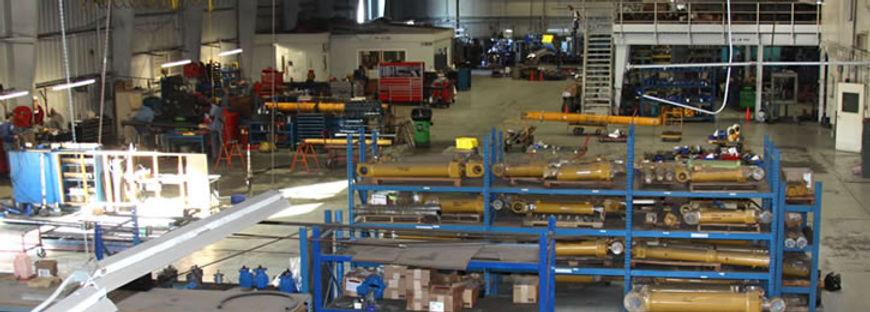 Hyrdraulics Manufacturing Plant