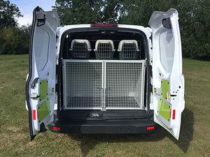 Veterinary ambulance dog kennel crate cage van kennels animal transport