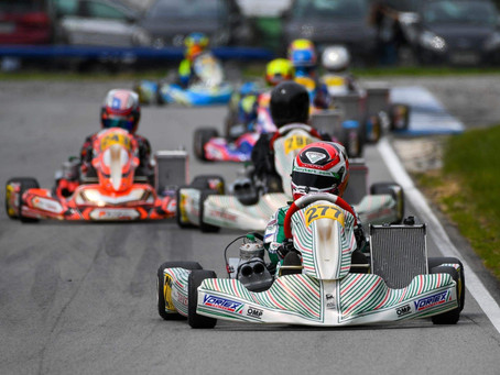 2ND ROUND OF THE FIA EUROPEAN KARTING CHAMPIONSHIP