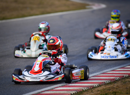 GREAT PERFORMANCE DURING WSK IN LONATO