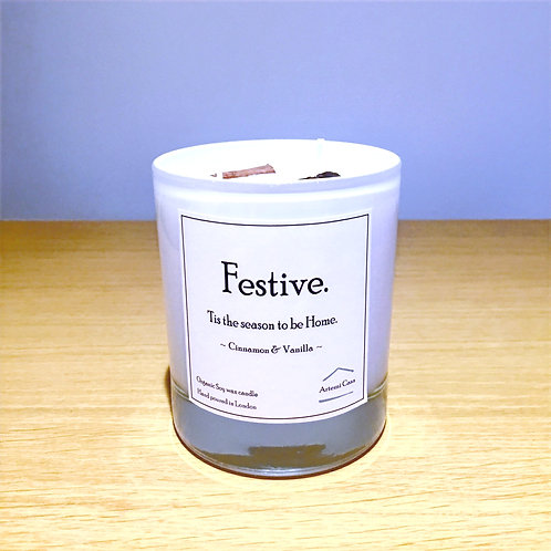 Speciality Candle - Festive