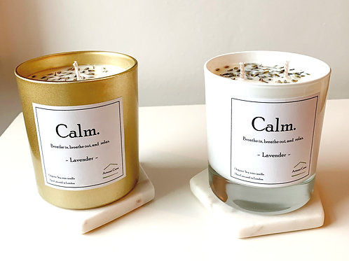 Senses candle - Calm