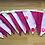 Thumbnail: Banner Bunting - reversible Rosy