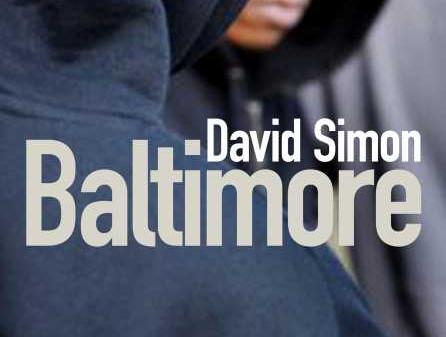 Dans les rues de Baltimore, act.I