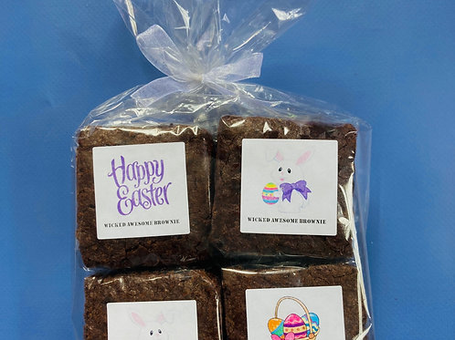 Easter -Bunny & Eggs (8) Mini Pack/Shipping Included
