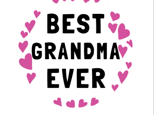 (12) Mini- Grandma Day-PinkHeart