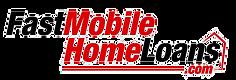Fast Mobile Home Loans Logo