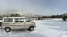 VanLife FAQs: How do you stay warm in the winter?