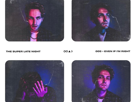 """REVIEW: The Super Late Night's special new track, """"Even if I'm Right"""""""