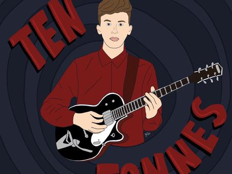 FFO: english singer-songwriter ethan barnett, aka ten tonnes
