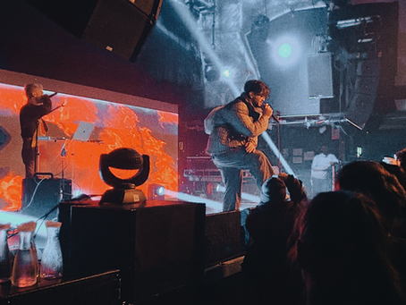 show recap: aries welcomed to his home away from home on his first european headline tour