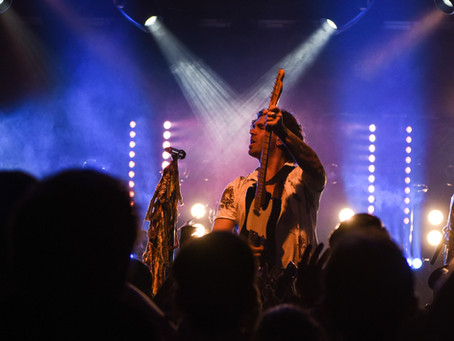 SHOW RECAP + GALLERY: american authors took their band of brothers road show to boston