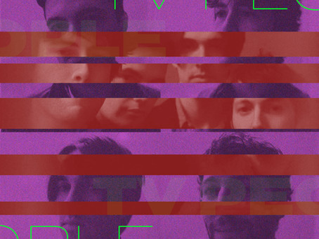 FFO: dublin-based garage punk, tv people