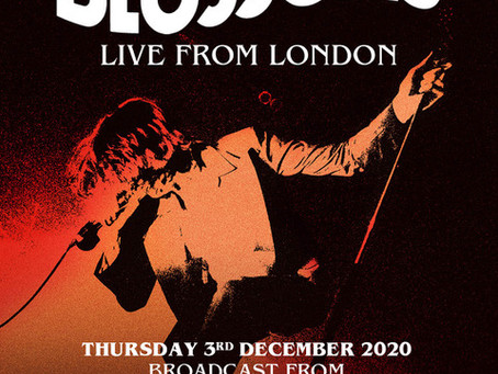 SHOW RECAP: blossoms perform live from london, hosted on melodyvr