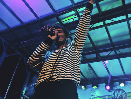 show recap: a night under the moon with new politics and dreamers, by sam levine