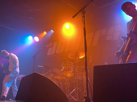 LIVE REVIEW: Reminders with The Lonely Surf at theJoiners