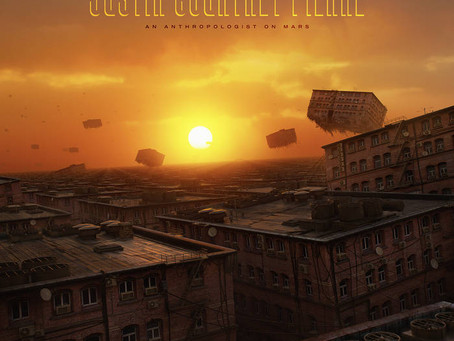 """REVIEW: """"An Anthropologist on Mars,"""" the latest release from Justin Courtney Pierre"""