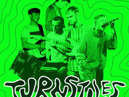 FFO: galway-based punk band, turnstiles
