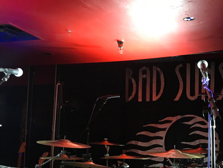 show recap: bad suns with liily and ultra q at the pearl street pub in albany, ny, by emily marshman