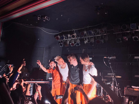 show recap: COIN and arkells at pearl street in northampton, ma by emma egan