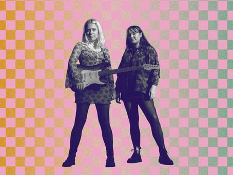 FFO: Glaswegian bedroom pop duo Pretty Preachers Club
