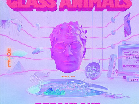 "ALBUM REVIEW: ""dreamland,"" the third studio album from glass animals"