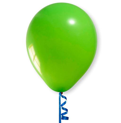 Balão Verde Limão