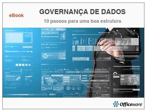 eBook Governança de Dados - 10 passos para uma boa estrutura
