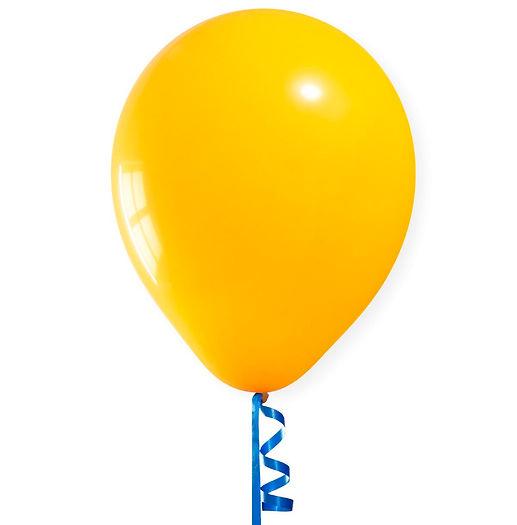 Balão Amarelo Sol