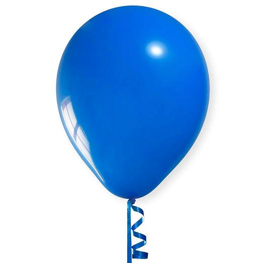 Balão Azul Royal