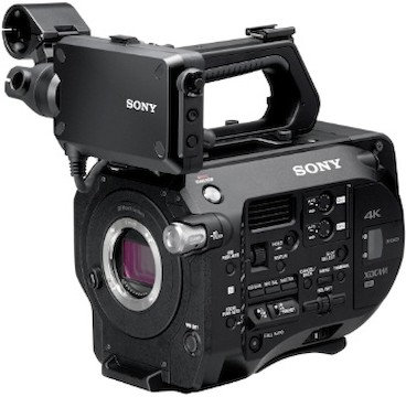 Sony PXW-FS7  (Body Only)