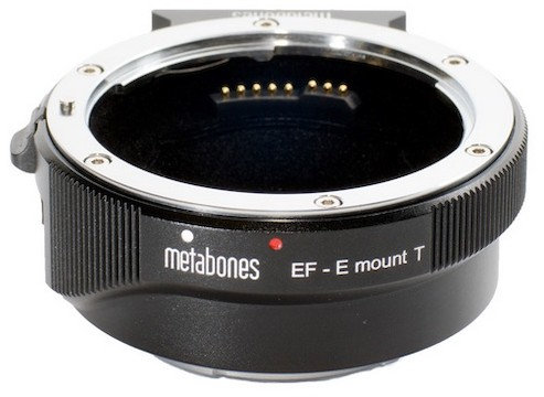 Metabones Canon EF Lens to Sony E Mount T Smart Adapter IV