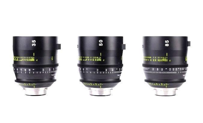 Tokina Cinema Vista Prime 3 Lens Set