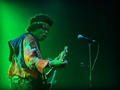 Kiss the Sky - Jimi Hendrix Tribute