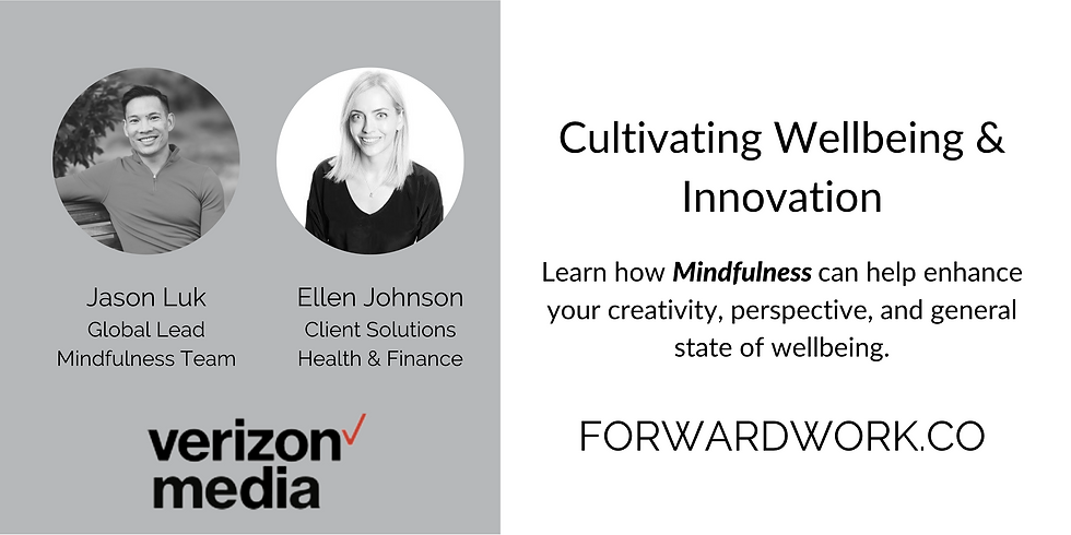Cultivating Wellbeing & Innovation