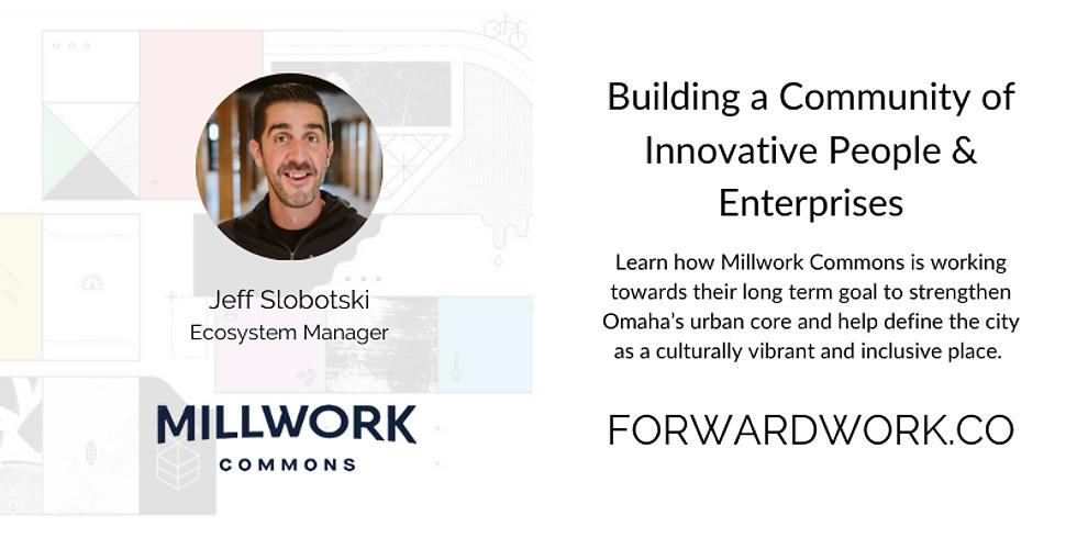 Building a Community of Innovative People & Enterprises