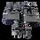 Thumbnail: PV MC4 Branch Connector 2 to 1(MMF+FFM), 1000v,brand new