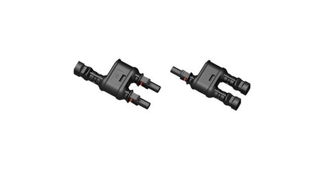 PV MC4 Branch Connector 2 to 1(MMF+FFM), 1000v,brand new